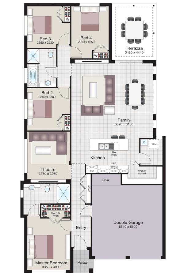 Traminer Four - Beechwood Homes