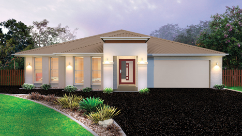 Nice Single Storey Genesis Home Designs | Beechwood Homes