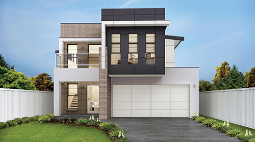 Two Storey Building Design | Beechwood Homes